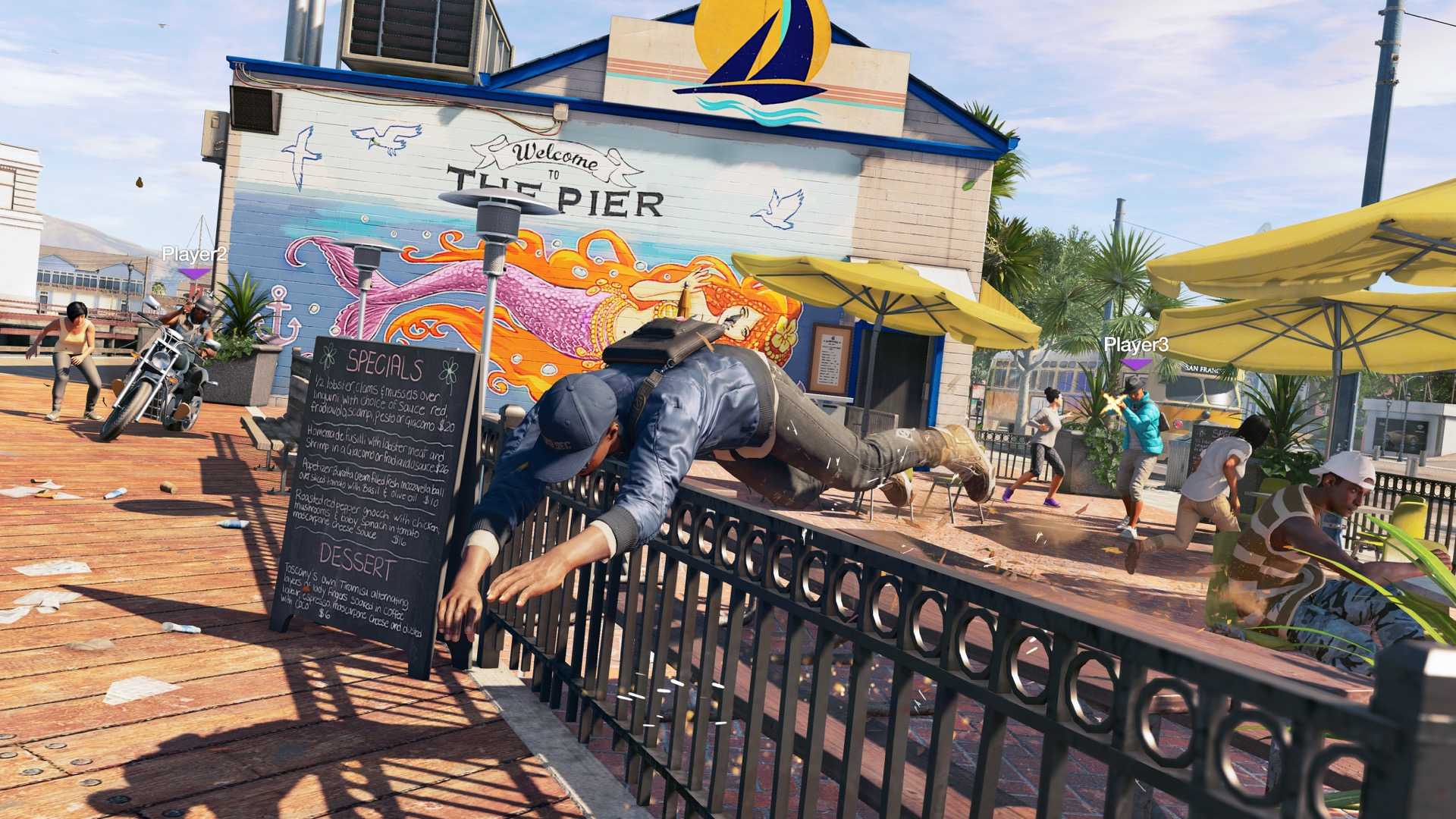 No Caption Provided - Watch Dogs 2 Graphics , HD Wallpaper & Backgrounds