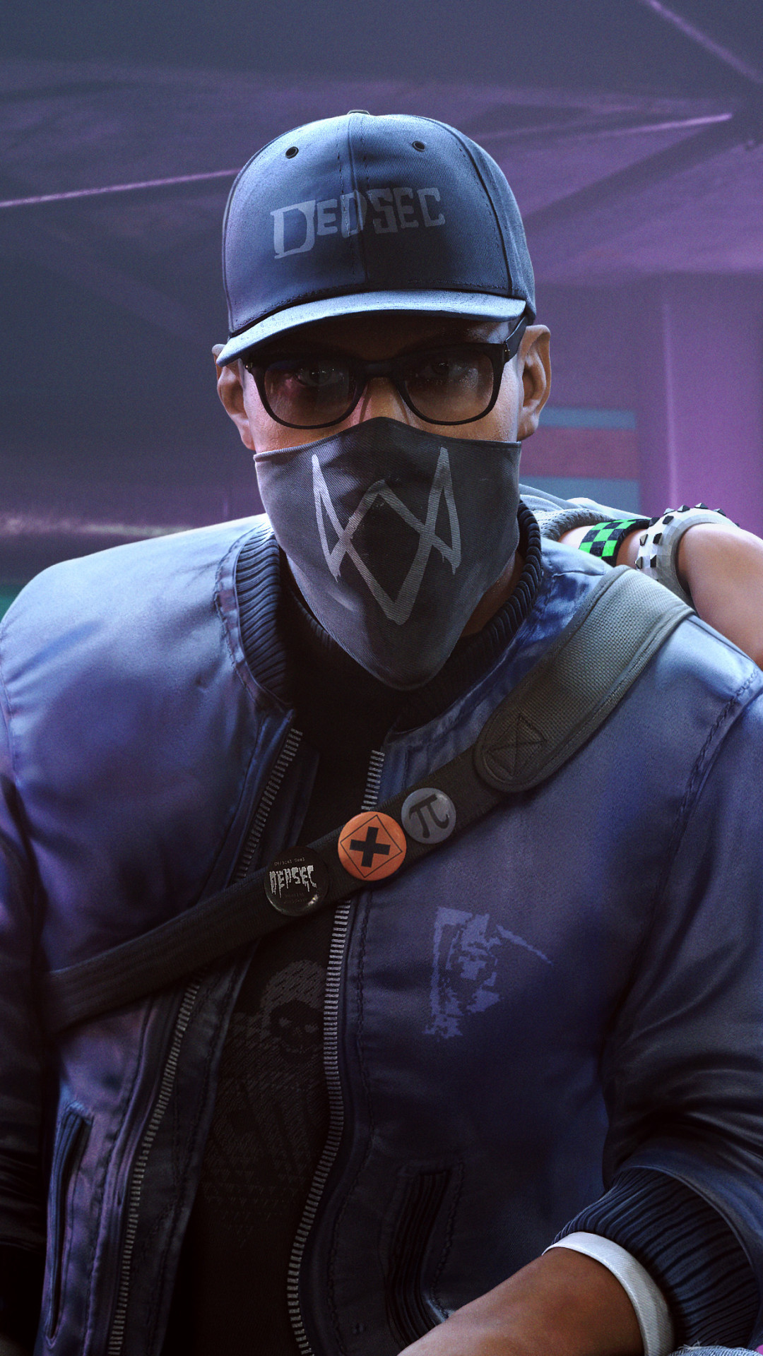 Watch Dogs 2 Wallpapers - والپیپر واچ داگز 2 , HD Wallpaper & Backgrounds