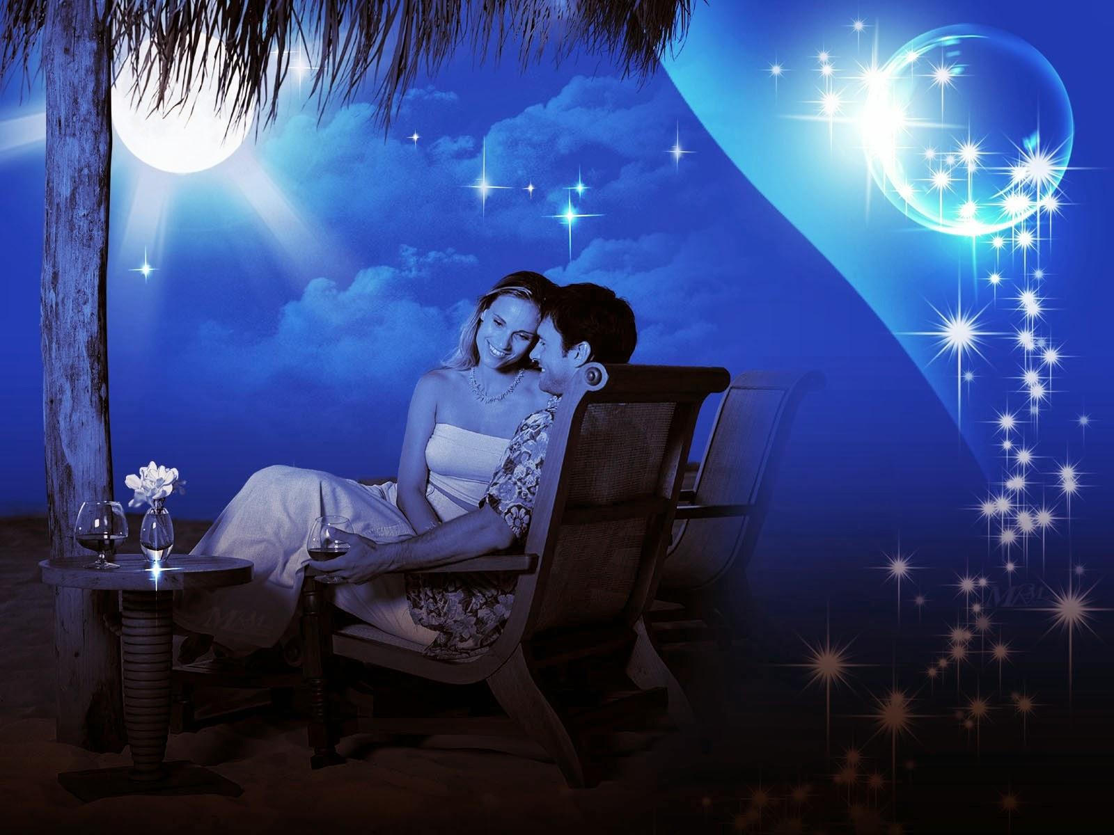 Romantic Kiss Wallpaper Free Download Akhiyan Vich Vasda Sajna