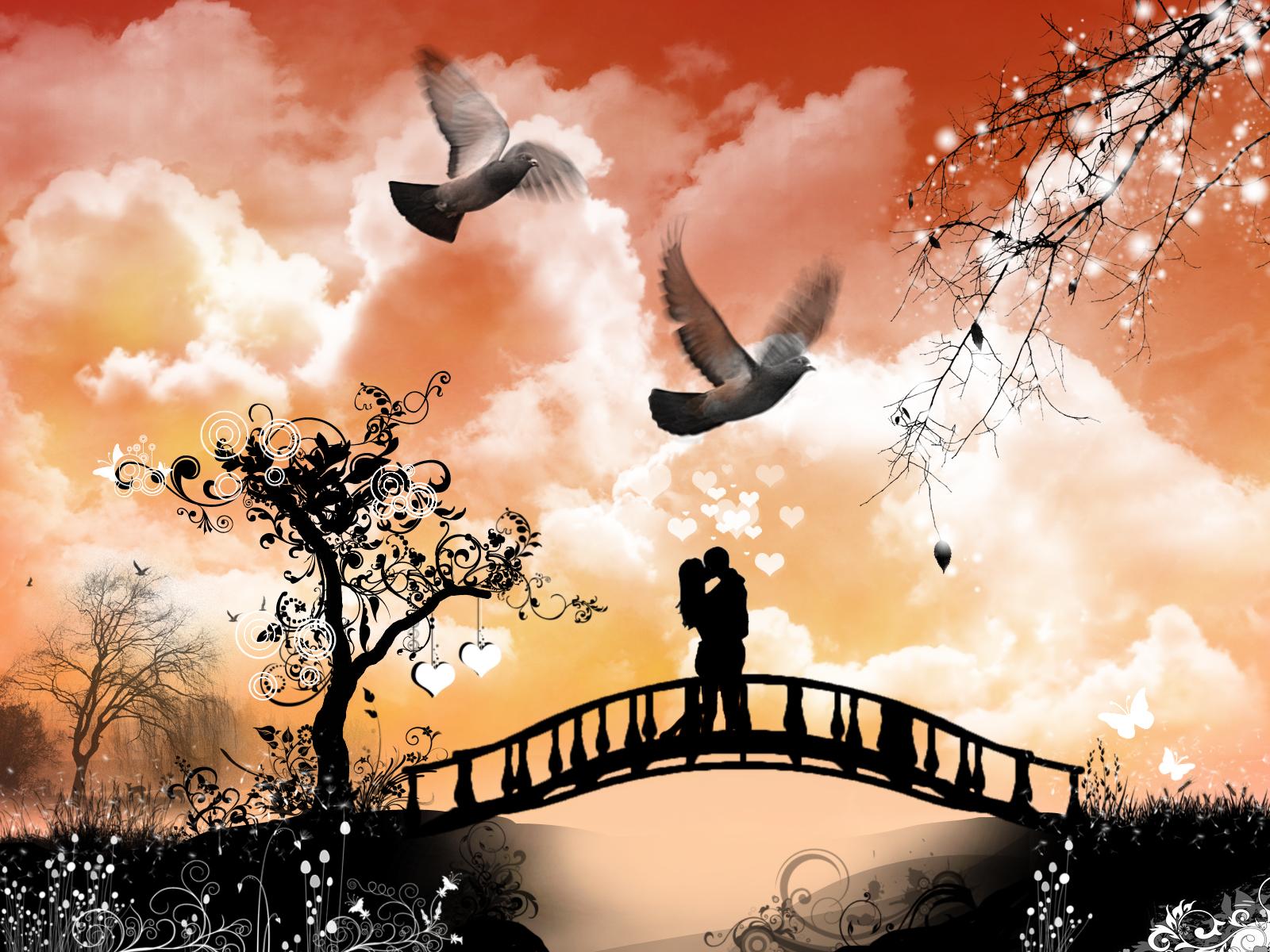 Love Kiss Desktop Wallpapers 3d Wallpaper Hd Love Kiss 439752