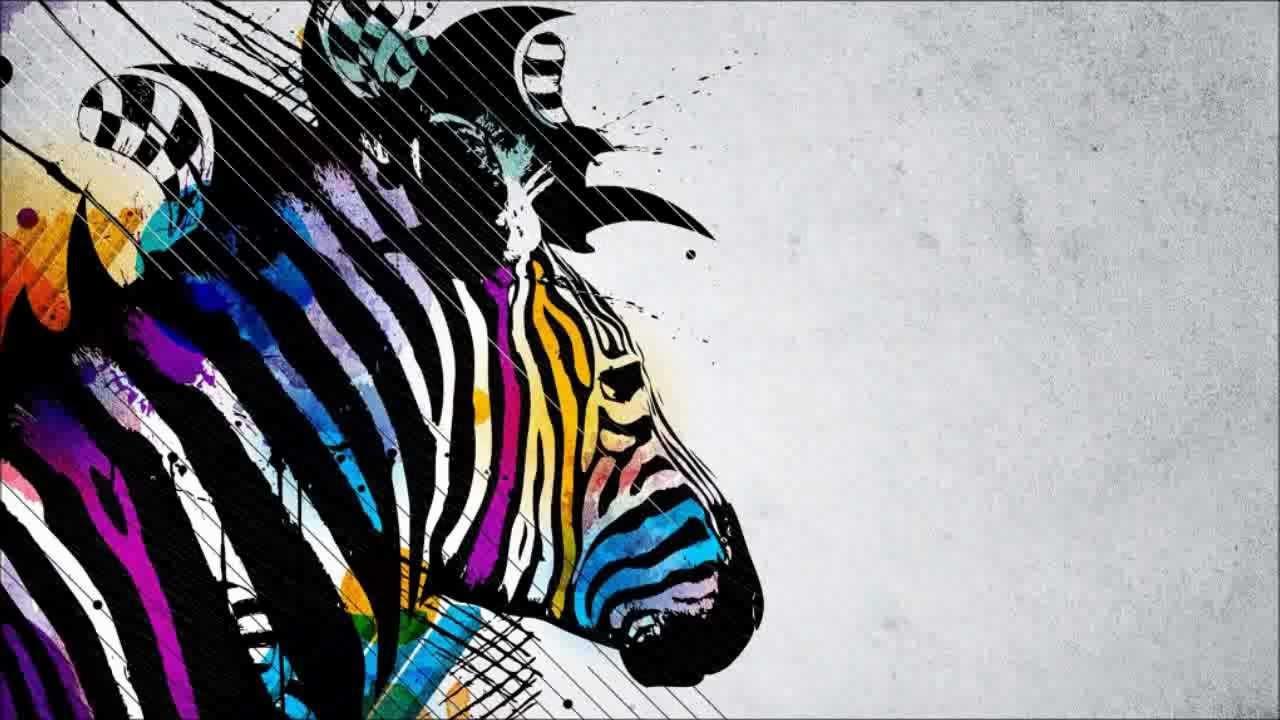 Future Prophecies Zebra Hd HD Wallpaper