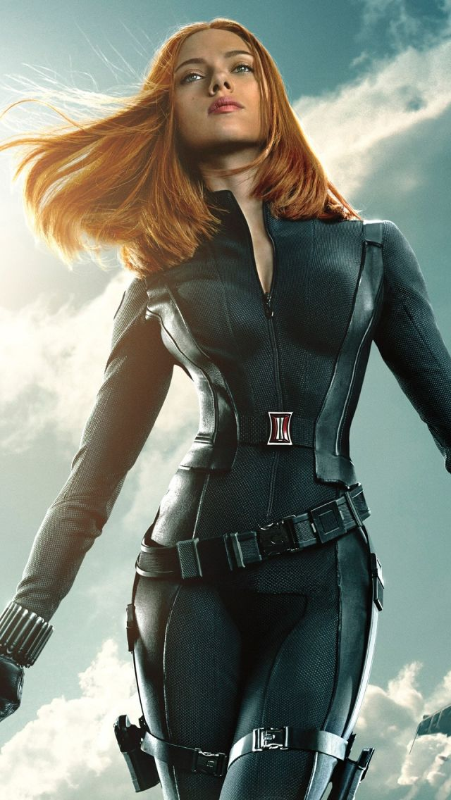 Black Widow Wallpaper Iphone 440625 Hd Wallpaper
