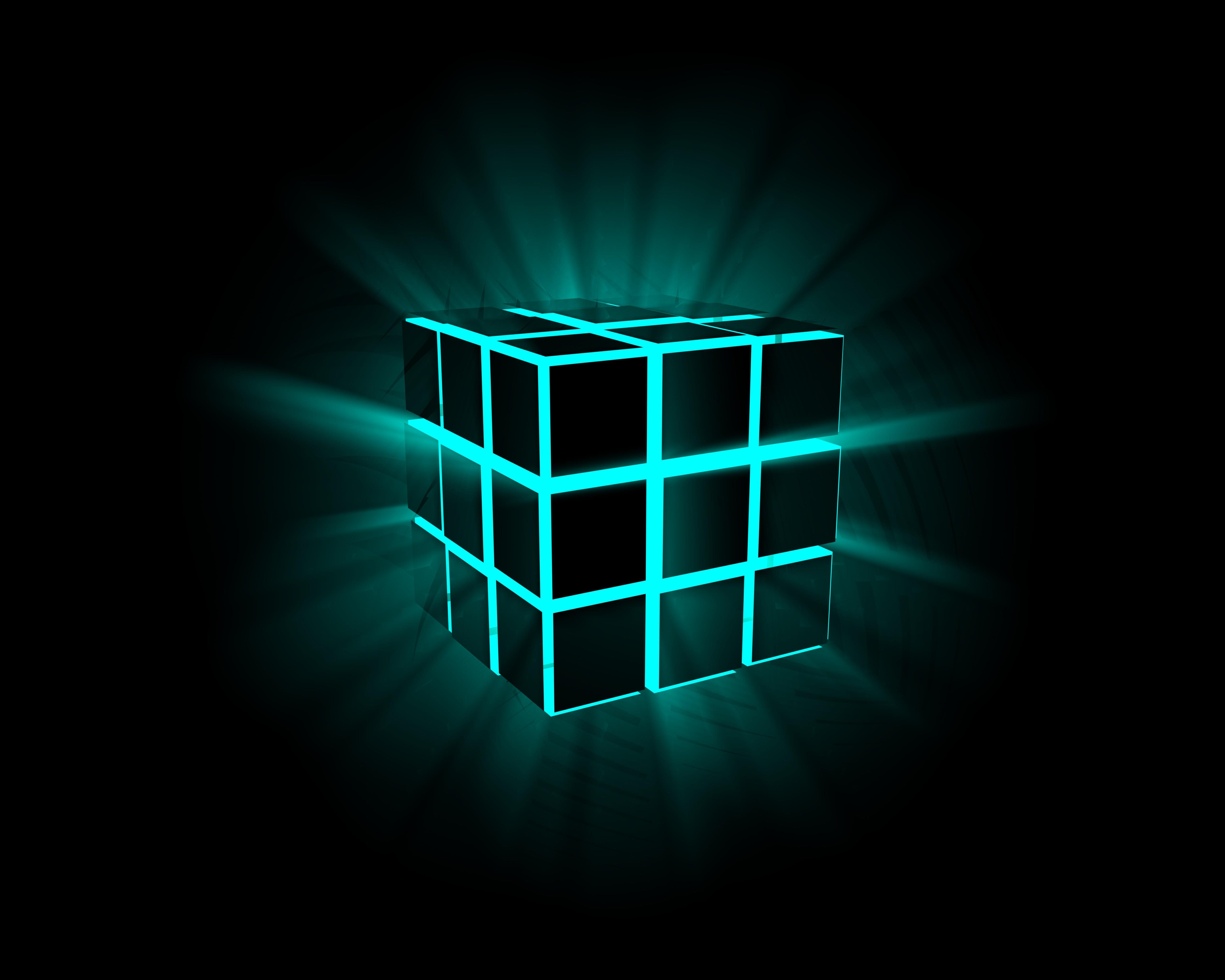 Rubiks Cube Wallpapers 441622 Hd Wallpaper