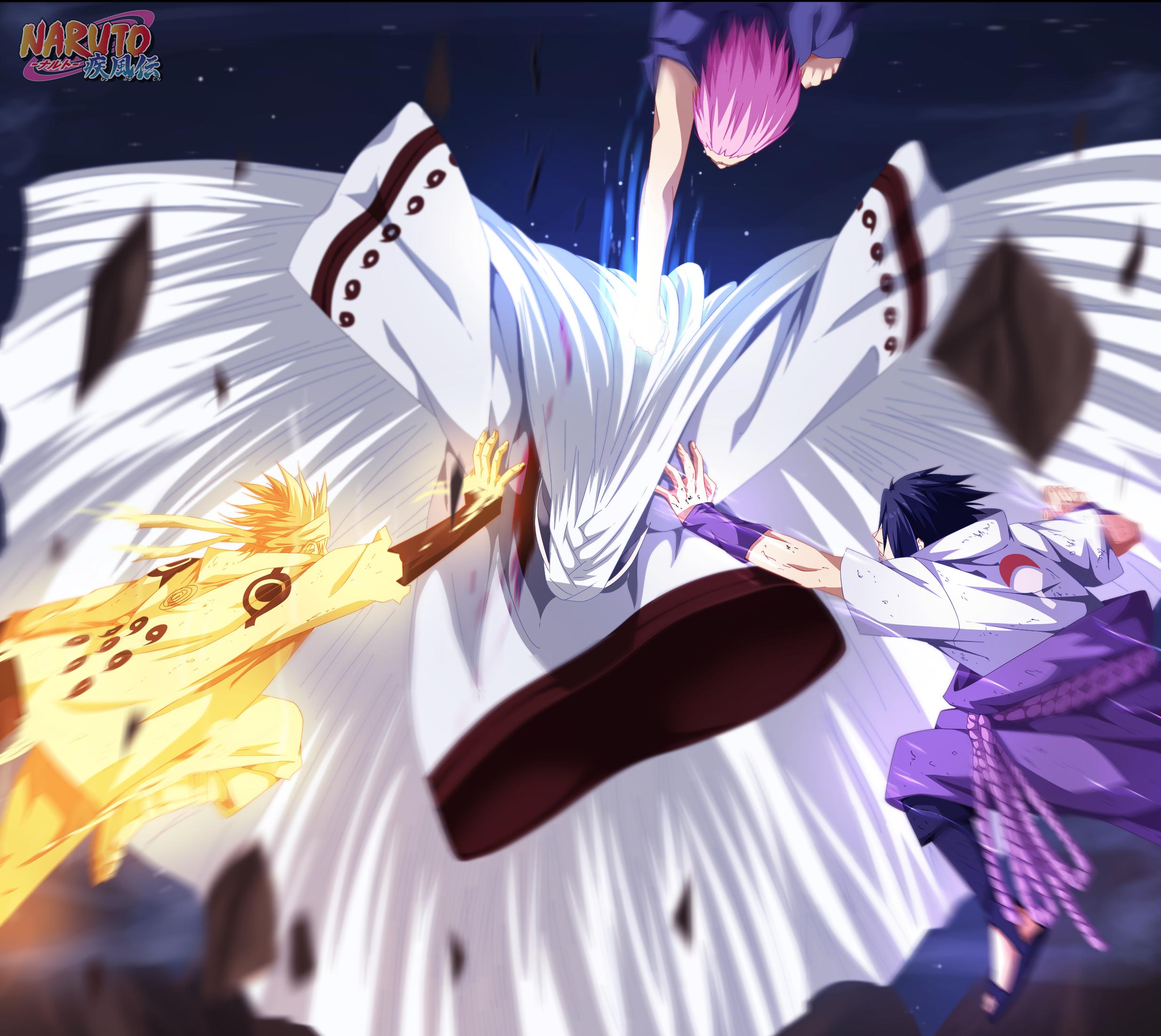 Anime Naruto Sakura Haruno Team 7 Full Sasuke Uchiha Team