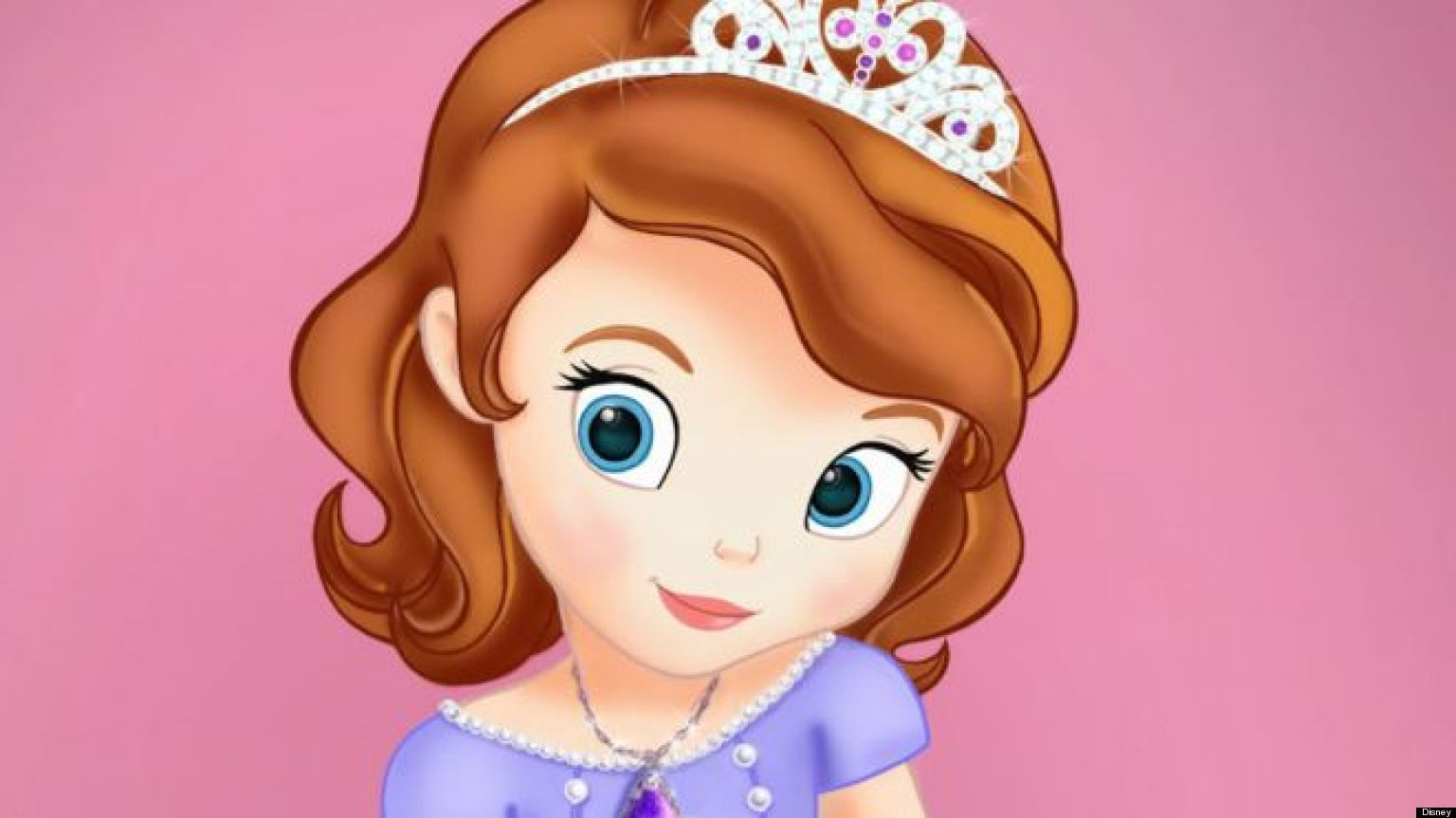 Sofia - Sofia The First Eyes , HD Wallpaper & Backgrounds