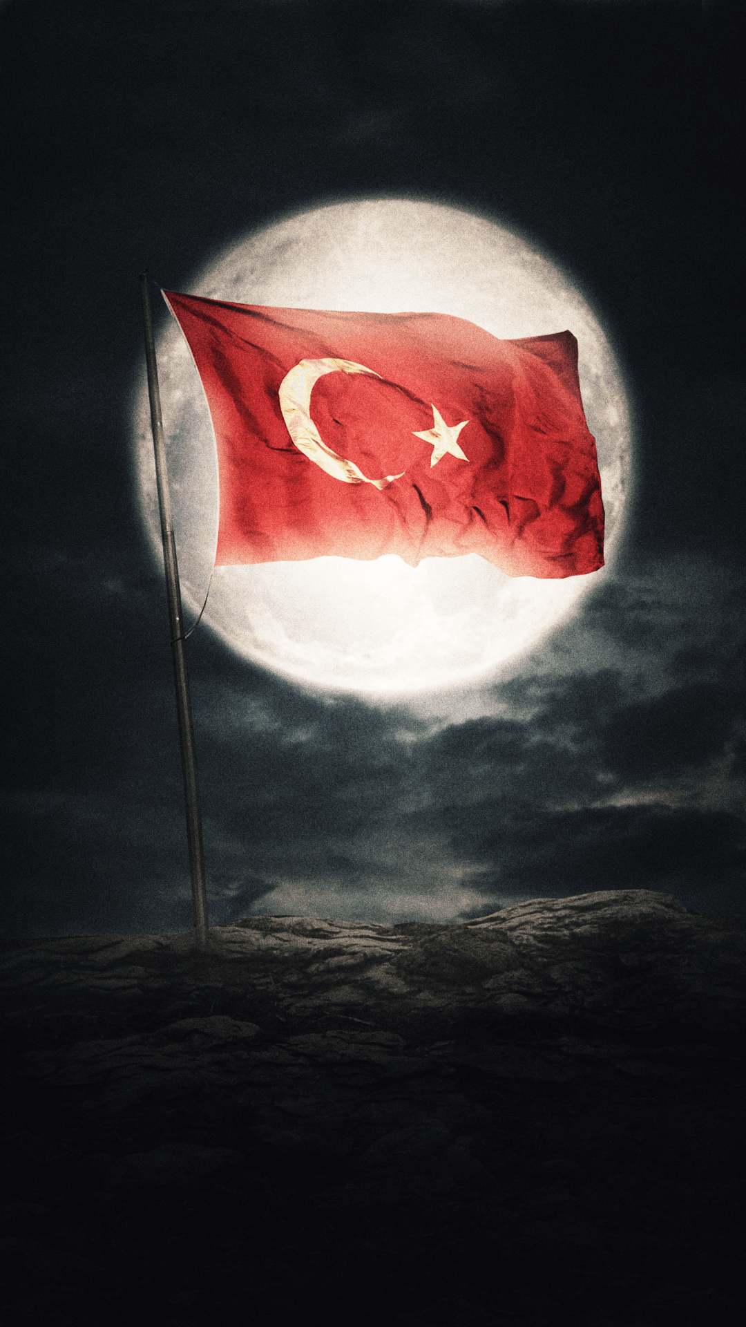Türk Bayrağı Wallpaper İphone Hd - Duvar Kağıdı Türk Bayrağı , HD Wallpaper & Backgrounds