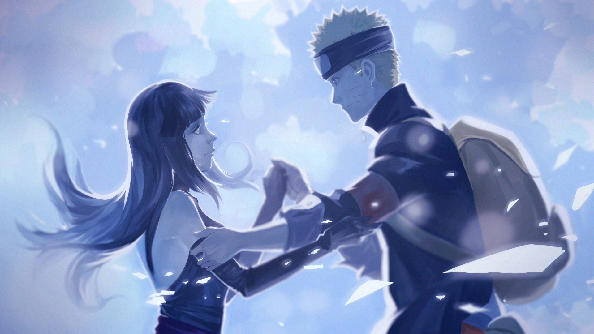 Naruto Hd Wallpaper Naruto Hinata The Last HD
