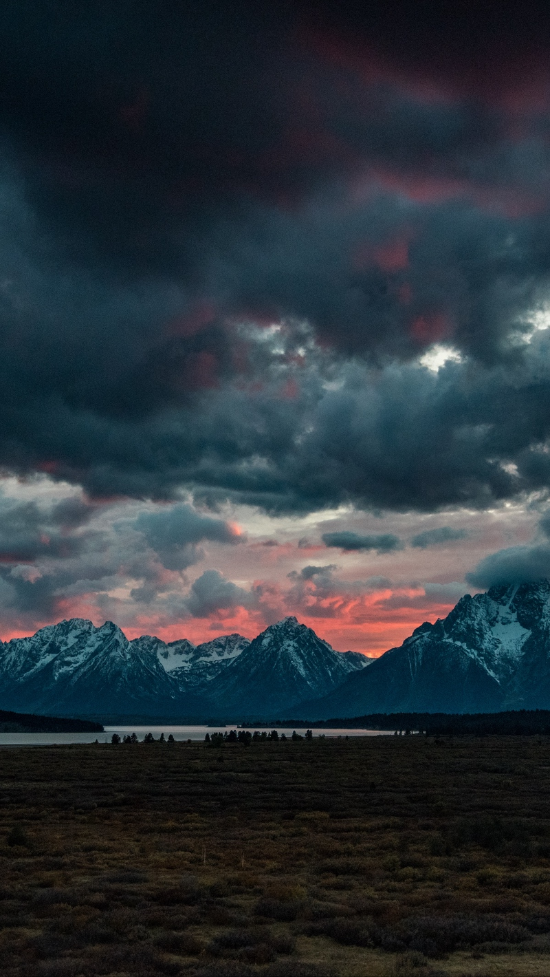 Wallpaper Mountains, Clouds, Cloudy, Sky - Kanye West Ghost Town , HD Wallpaper & Backgrounds