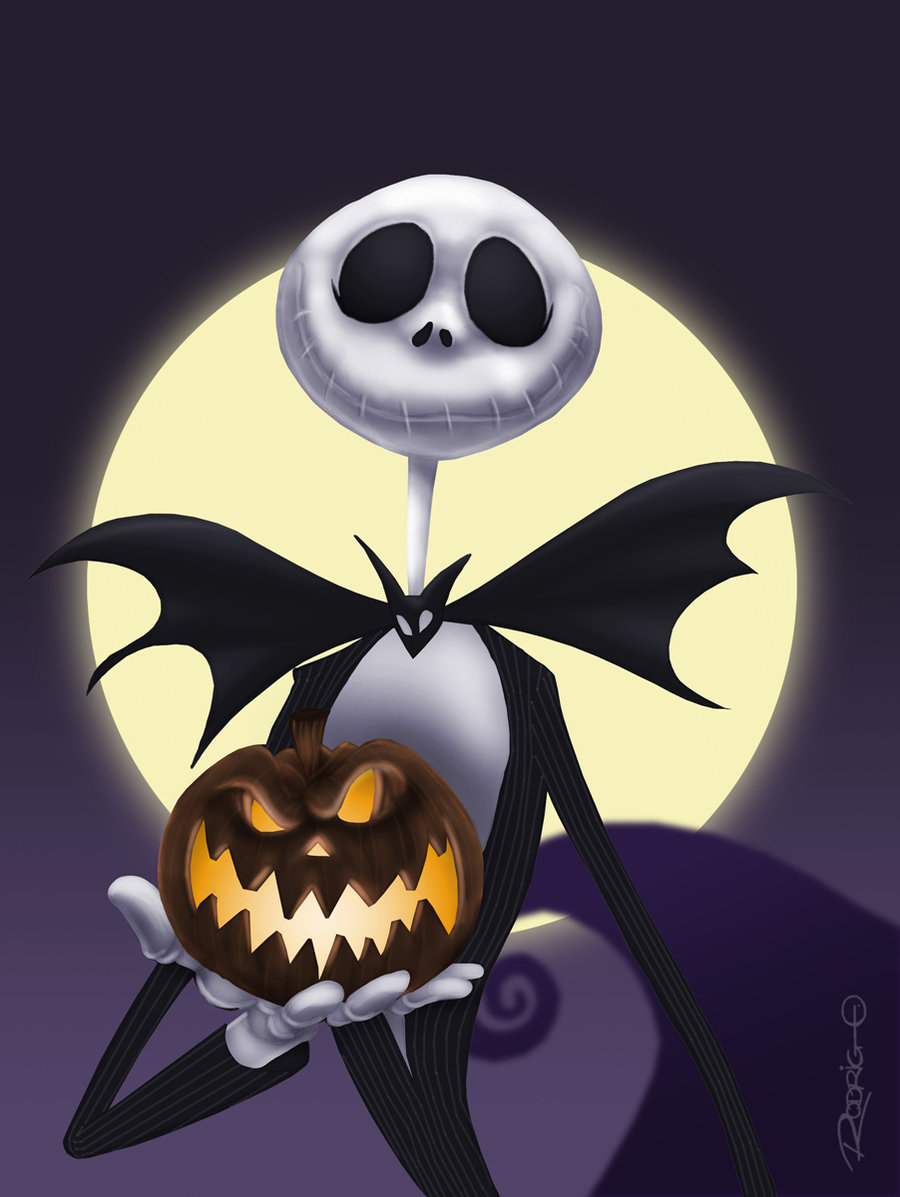 Jack Skellington Wallpapers Happy Halloween Jack Skellington