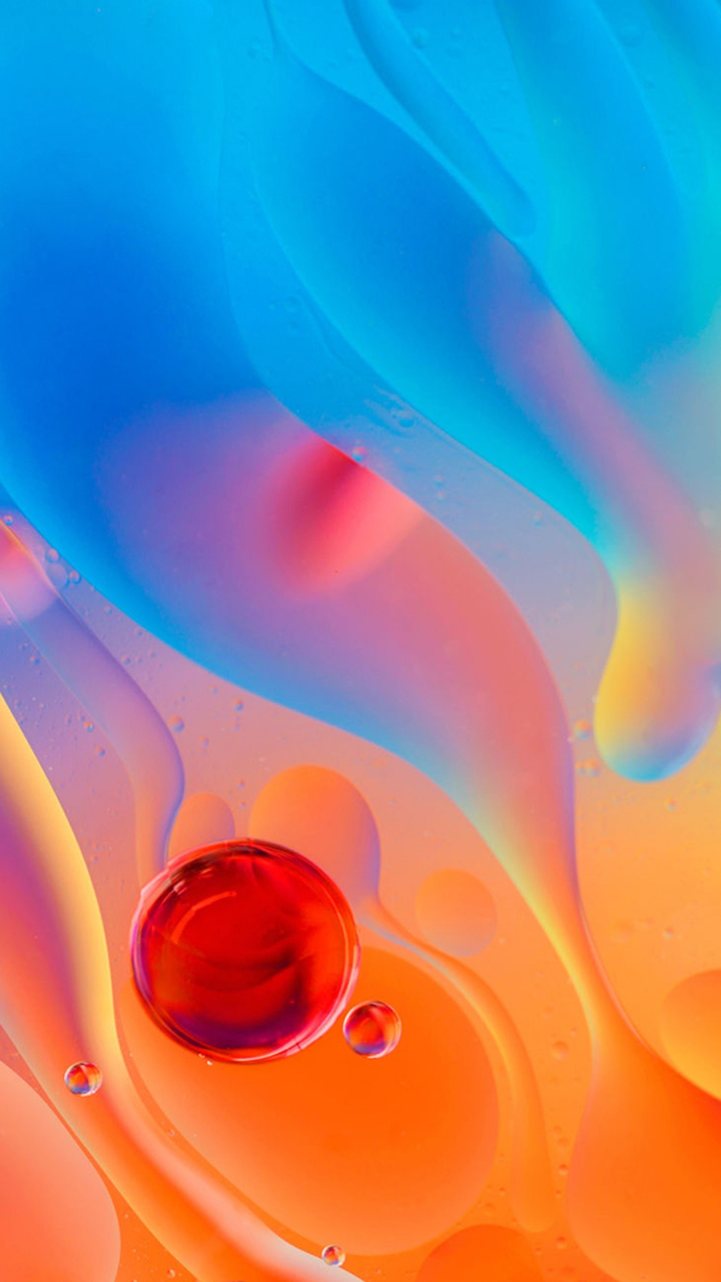 Wallpaper Colorful Gionee A1 Stock Hd Abstract - Fractal Art , HD Wallpaper & Backgrounds
