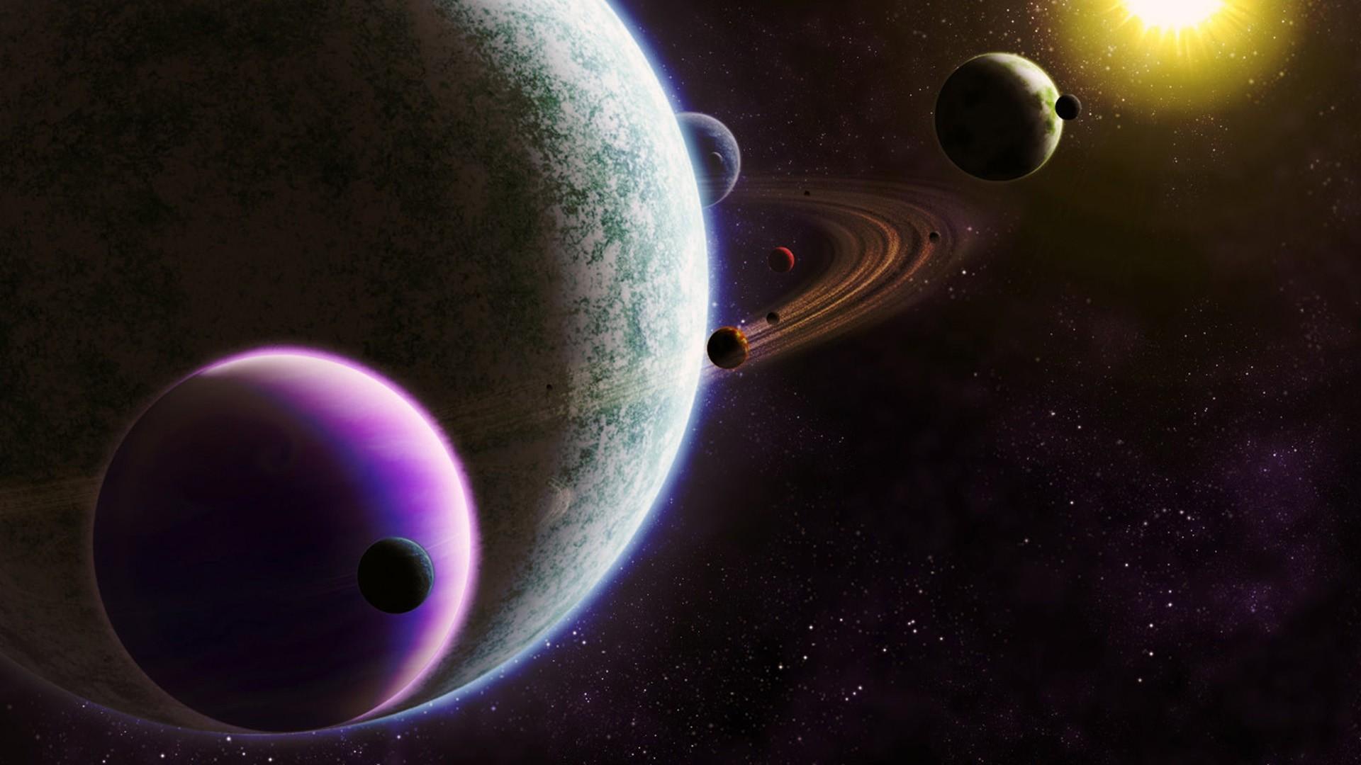 Solar System Wallpaper Live Wallpaper Of Solar System