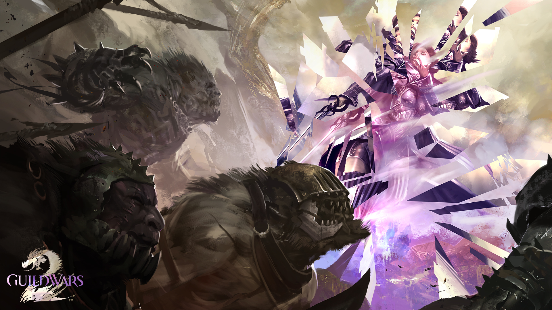 Guild Wars 2 Mesmer 451967 Hd Wallpaper Backgrounds Download