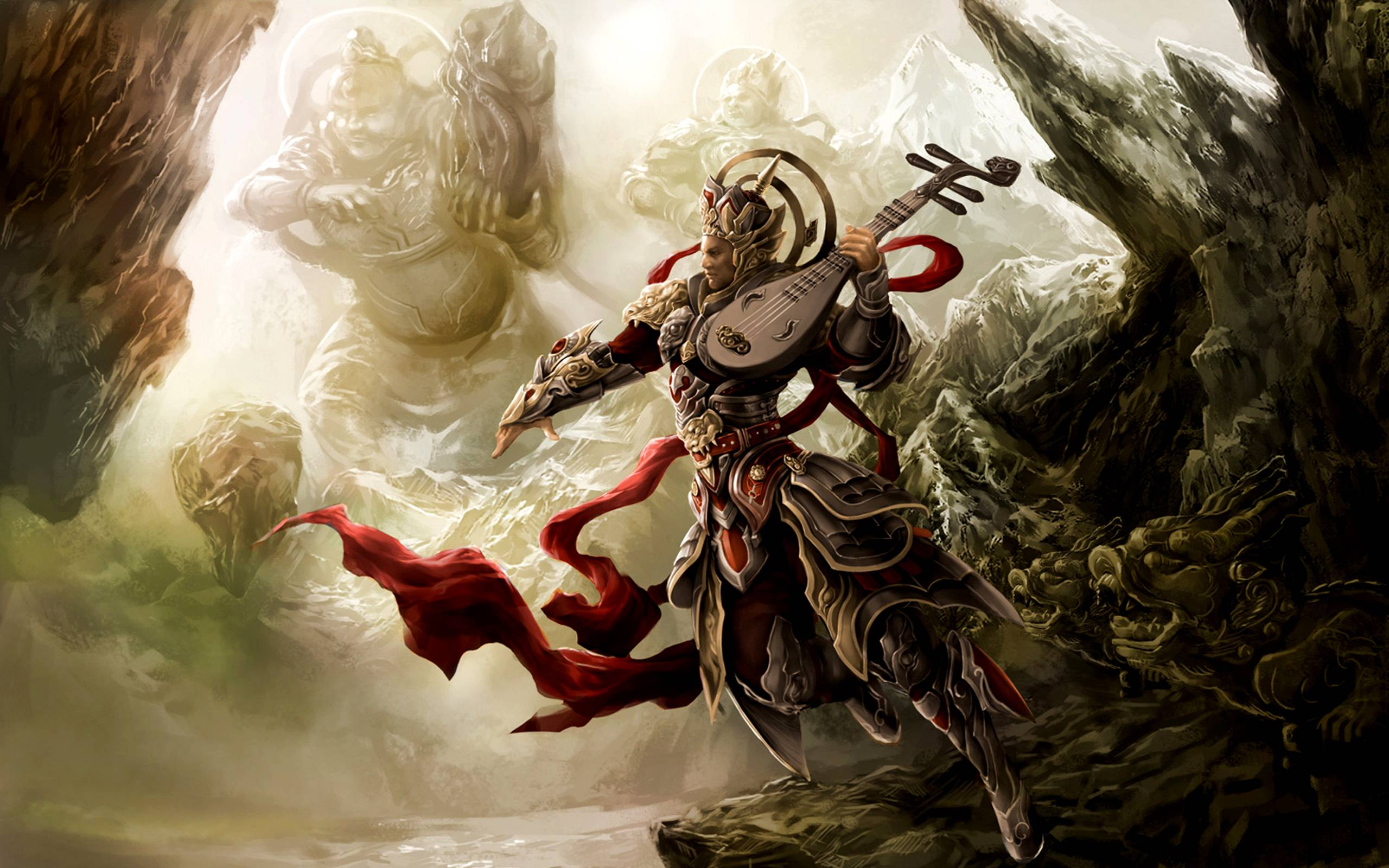 Fantasy Warrior Wallpaper Hd King Of Snakes Vasuki 452100 Hd Wallpaper Backgrounds Download