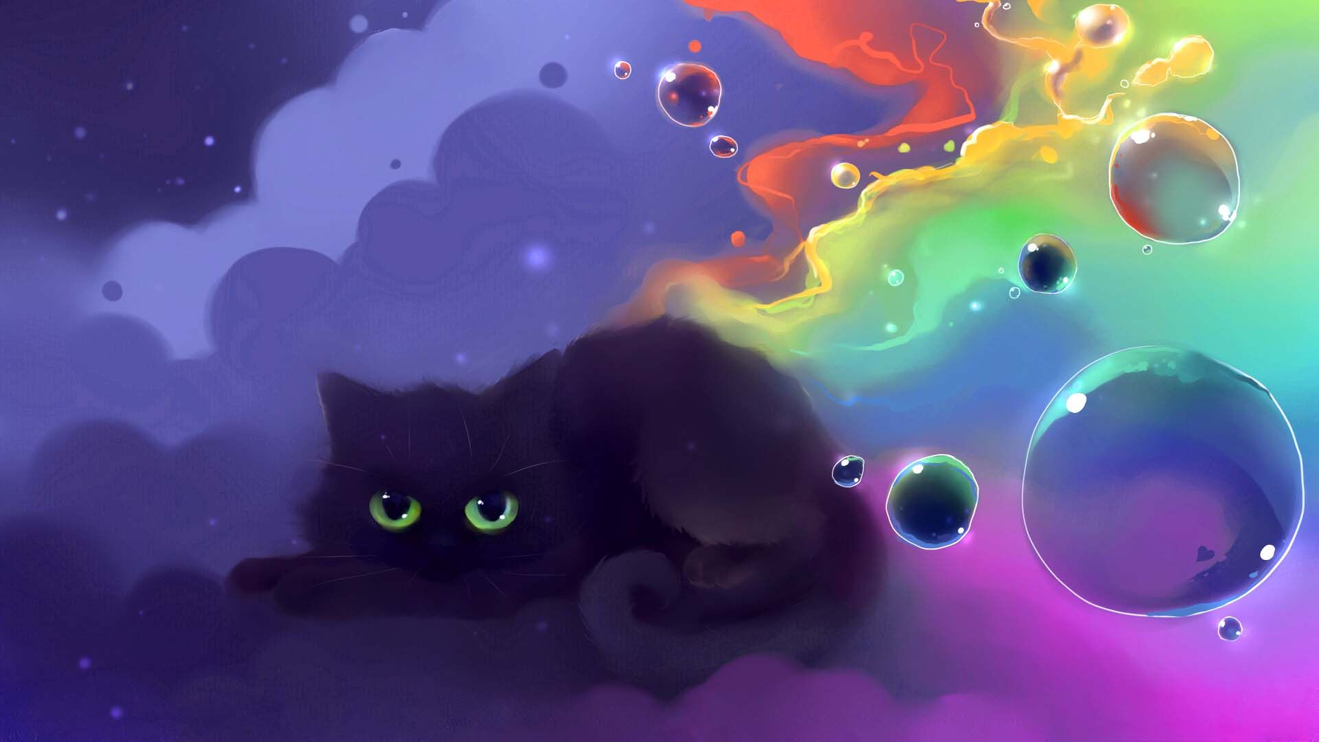 Anime Warrior Cats Wallpaper Anime Cat Background 452349
