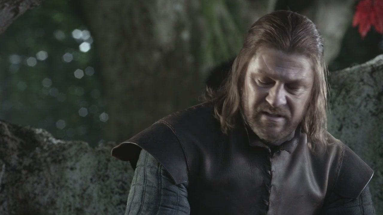 Lord Eddard Ned Stark Images Ned Stark 1x01 Winter