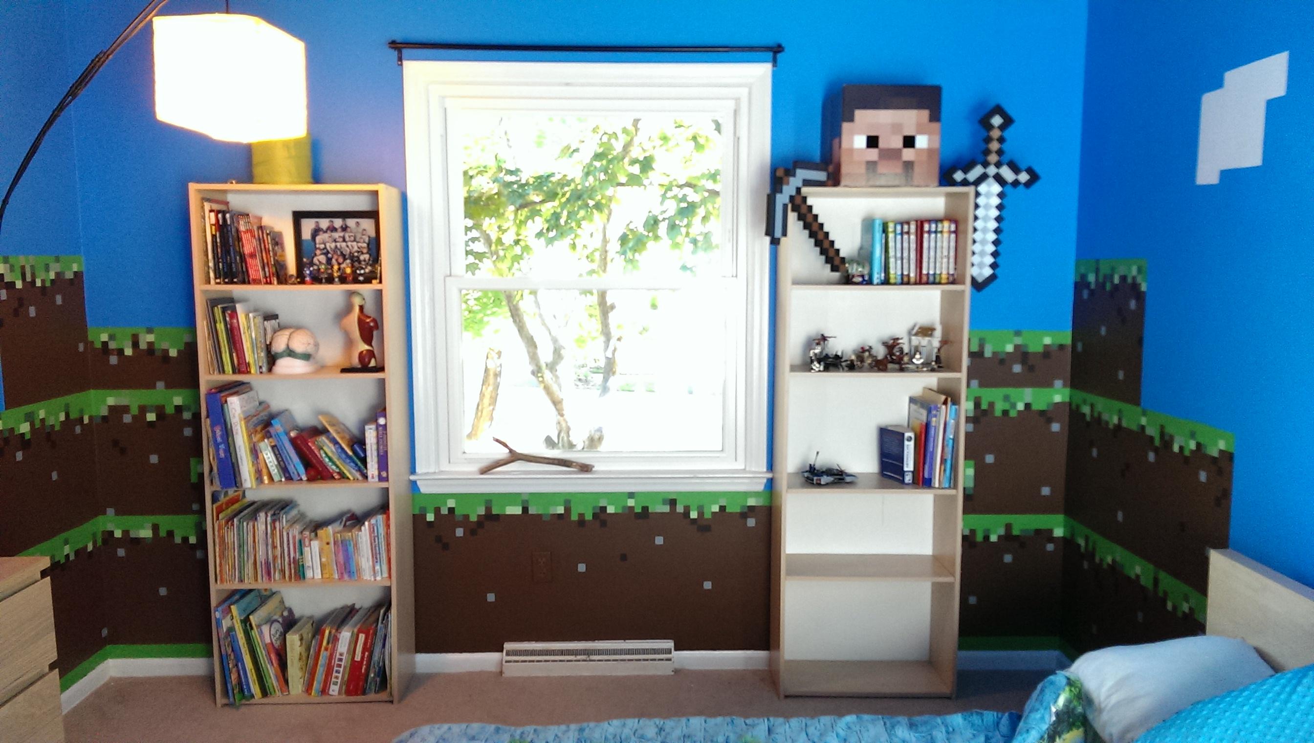 45 452629 imag2945 real life minecraft bedroom