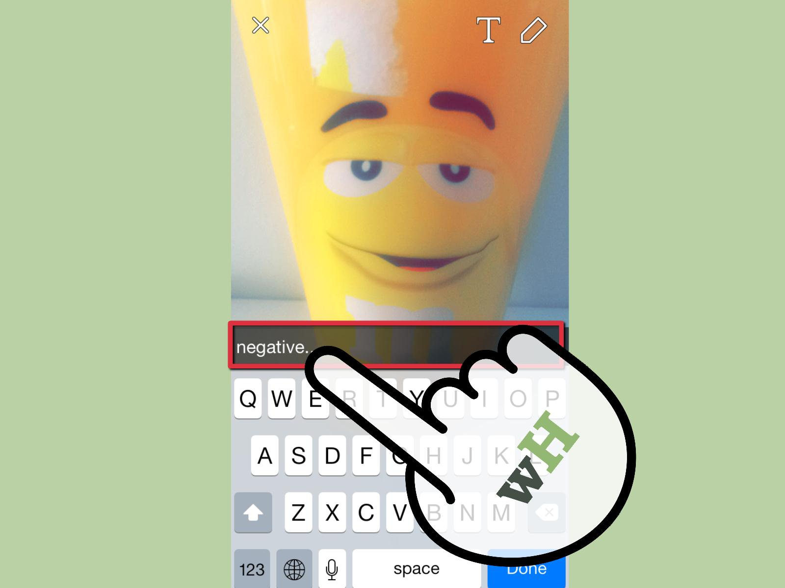 How To Get Effects On Snapchat - Make A Todo List On Iphone , HD Wallpaper & Backgrounds