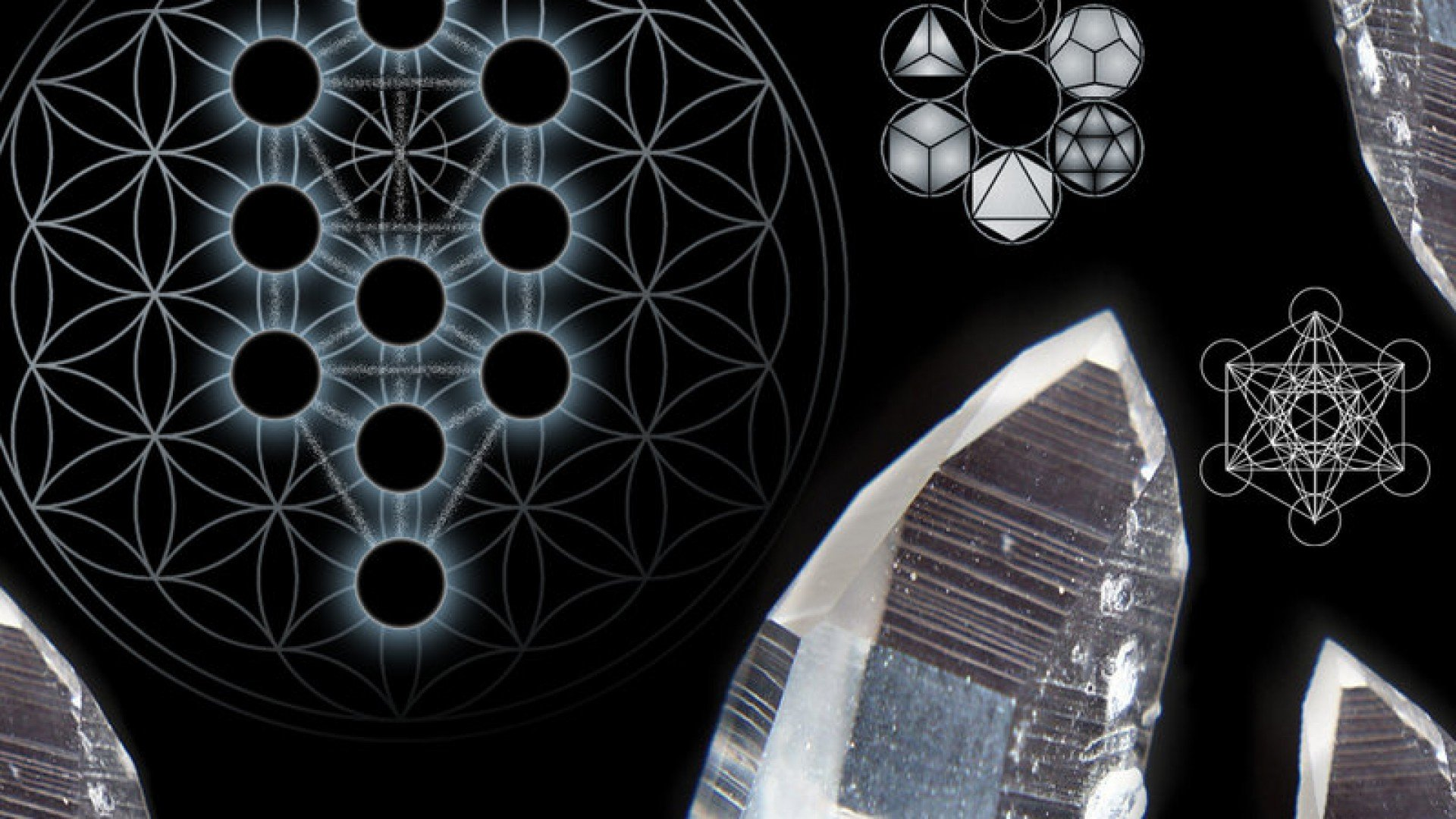 Sacred Geometry 1920 X 1080 , HD Wallpaper & Backgrounds