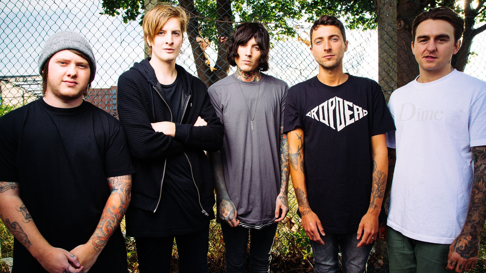 Bring - Bring Me The Horizon Group , HD Wallpaper & Backgrounds