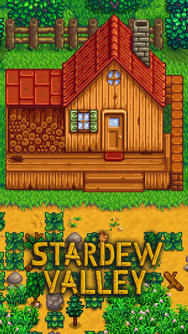 An Open Ended Country Life Rpg - Stardew Valley Wallpaper Mobile , HD Wallpaper & Backgrounds