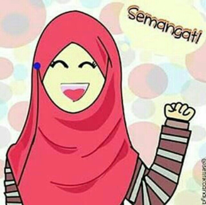 Ig Kartun Muslimah Kata Kartun Muslimah Semangat