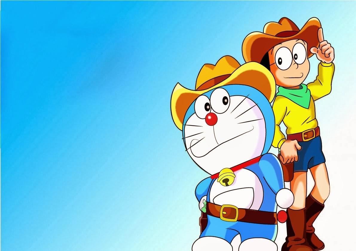 Wallpaper Kartun Bergerak Untuk Hp Doraemon Nobita