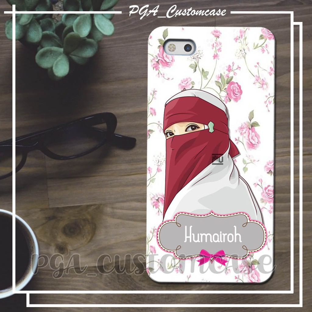 Custom Softcase Muslimah - Casing Hp Muslimah , HD Wallpaper & Backgrounds