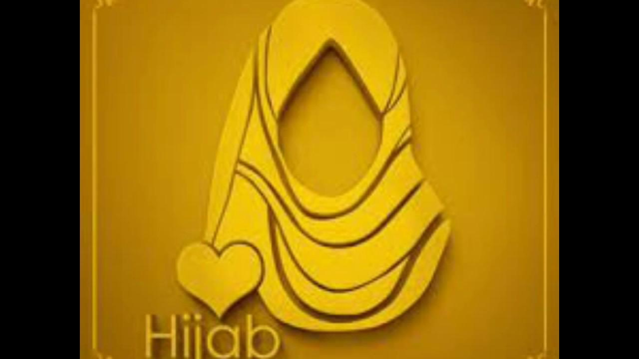 Gambar Animasi Muslimah Bergerak Kartun Animasi Muslimah - Karikatur Kerudung , HD Wallpaper & Backgrounds