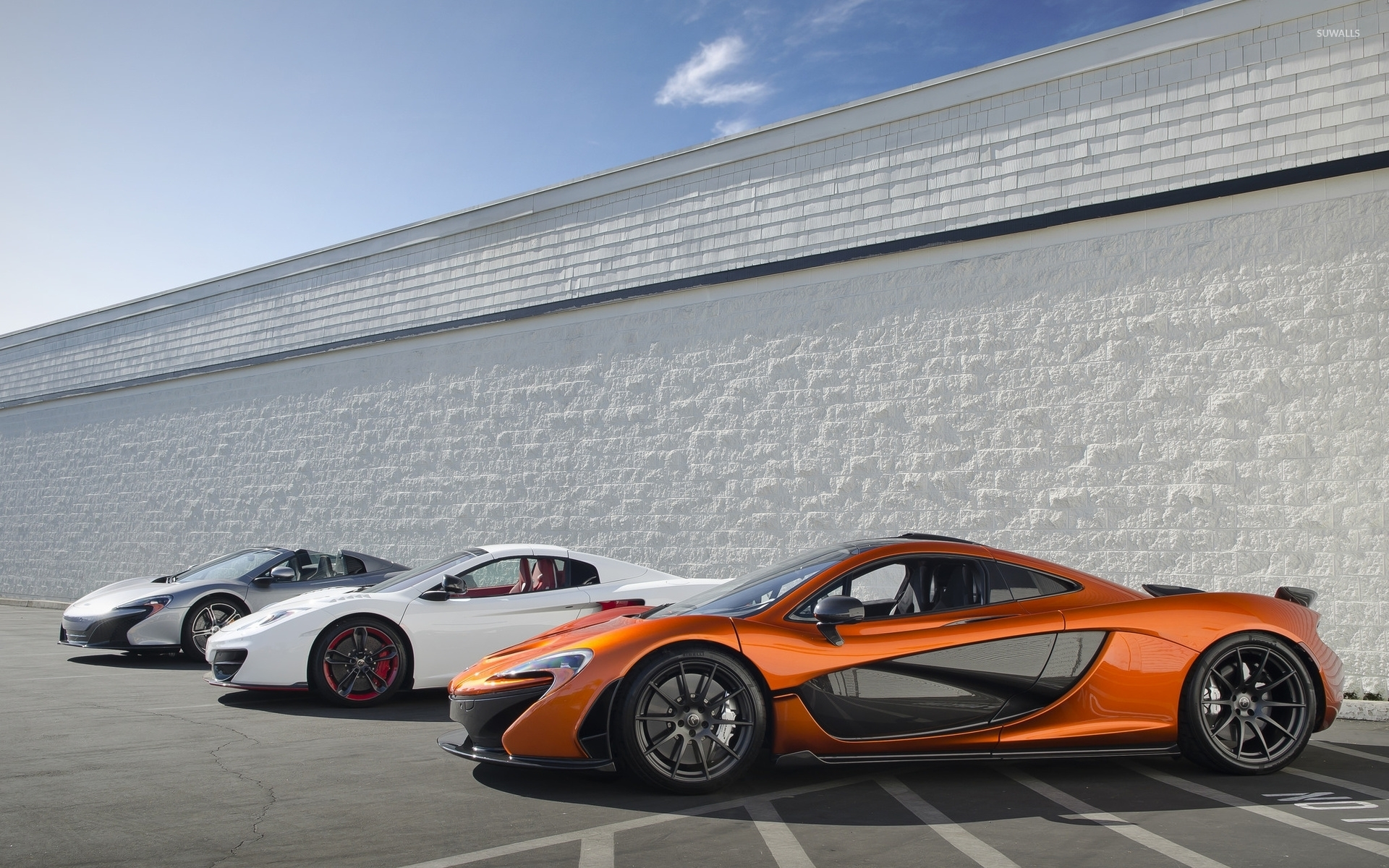 45 456890 mclaren wallpaper mclaren orange mso