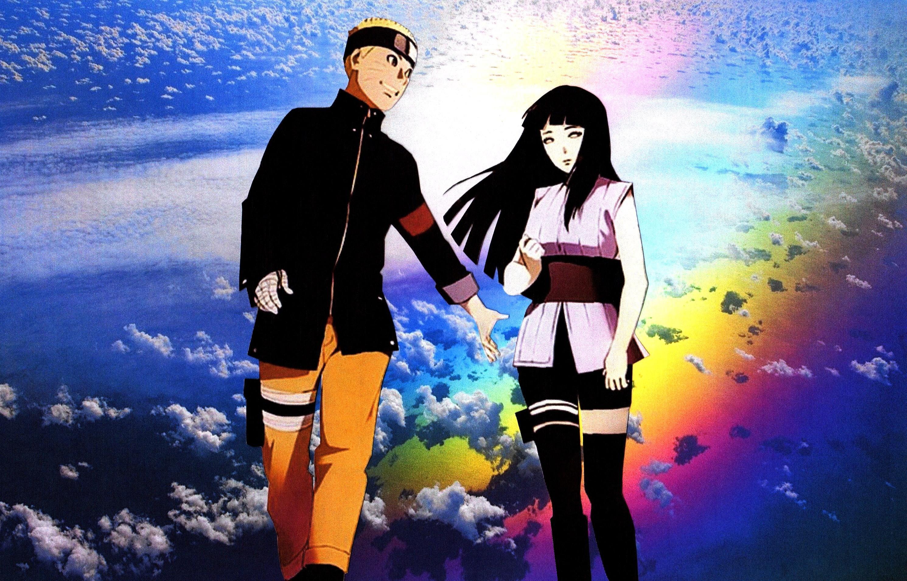 Wallpaper Naruto Dan Hinata Hd HD Wallpaper