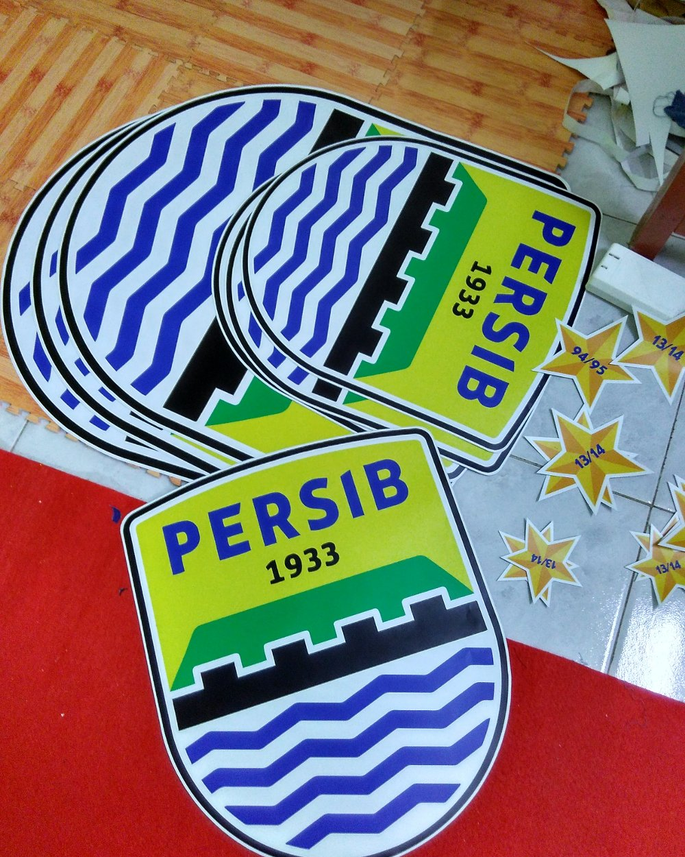 Wallpaper Logo Persib Persib HD Wallpaper