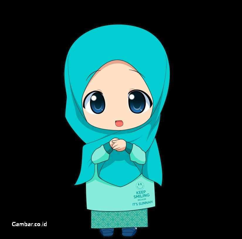 Wallpaper Kartun Muslimah Hd Impremedia Kartun Muslimah Hd