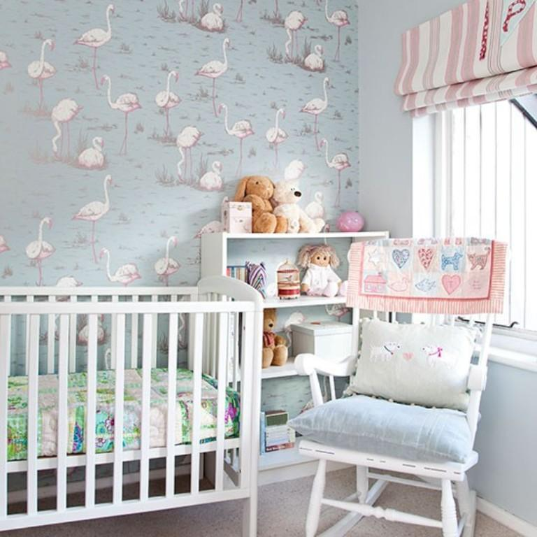 10 Beautiful Wallpaper Designs For Girl S Bedroom Duck Egg Blue
