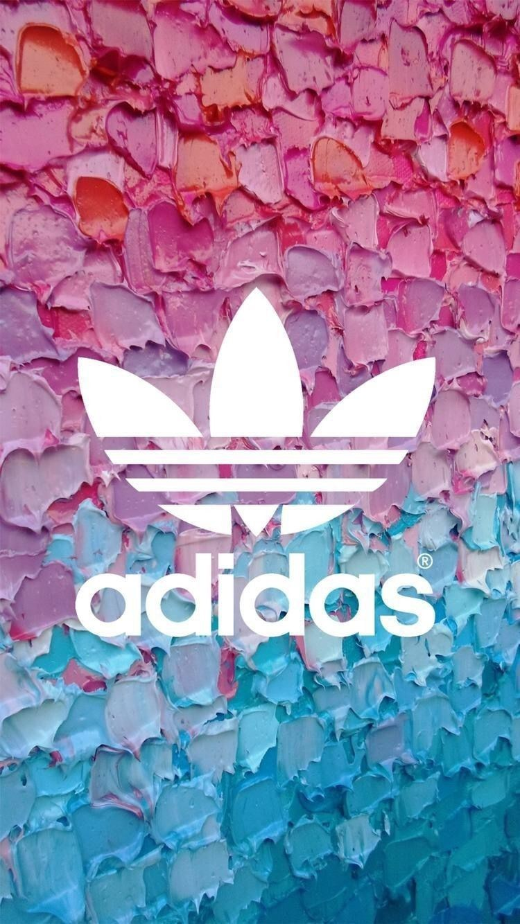 Rose Gold Girly Adidas , HD Wallpaper & Backgrounds