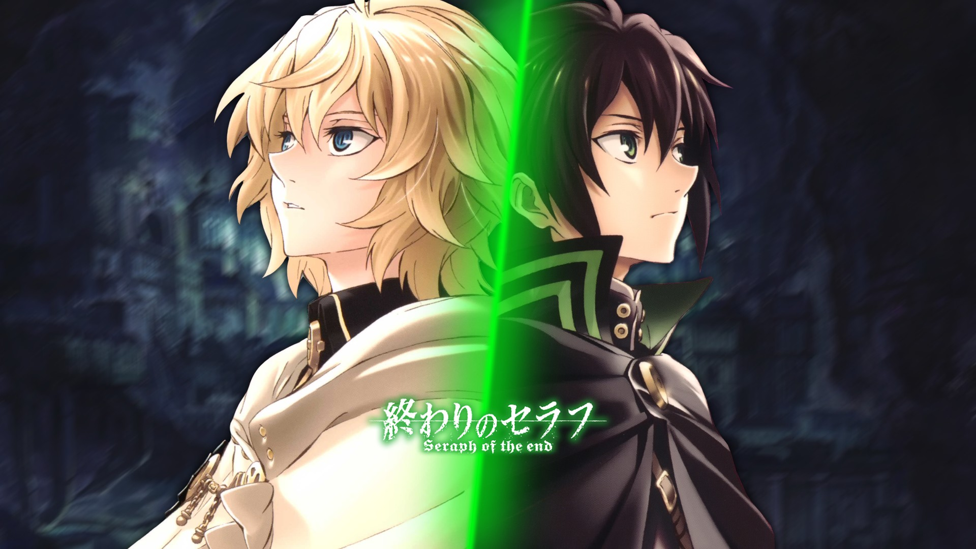 Seraph Of The End Wallpaper Owari No Seraph Wallpaper Mika