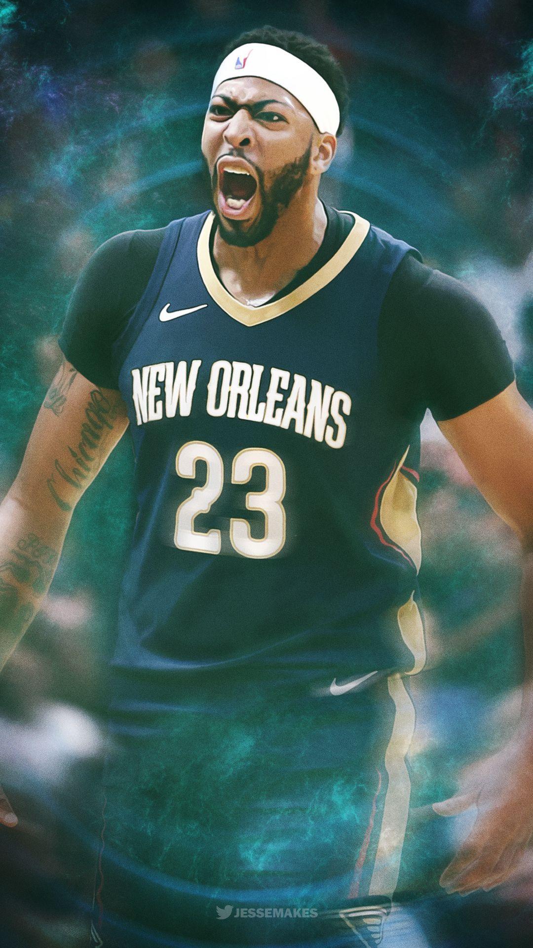 Anthony Davis Nba Wallpapers Dream Team Nba Sports