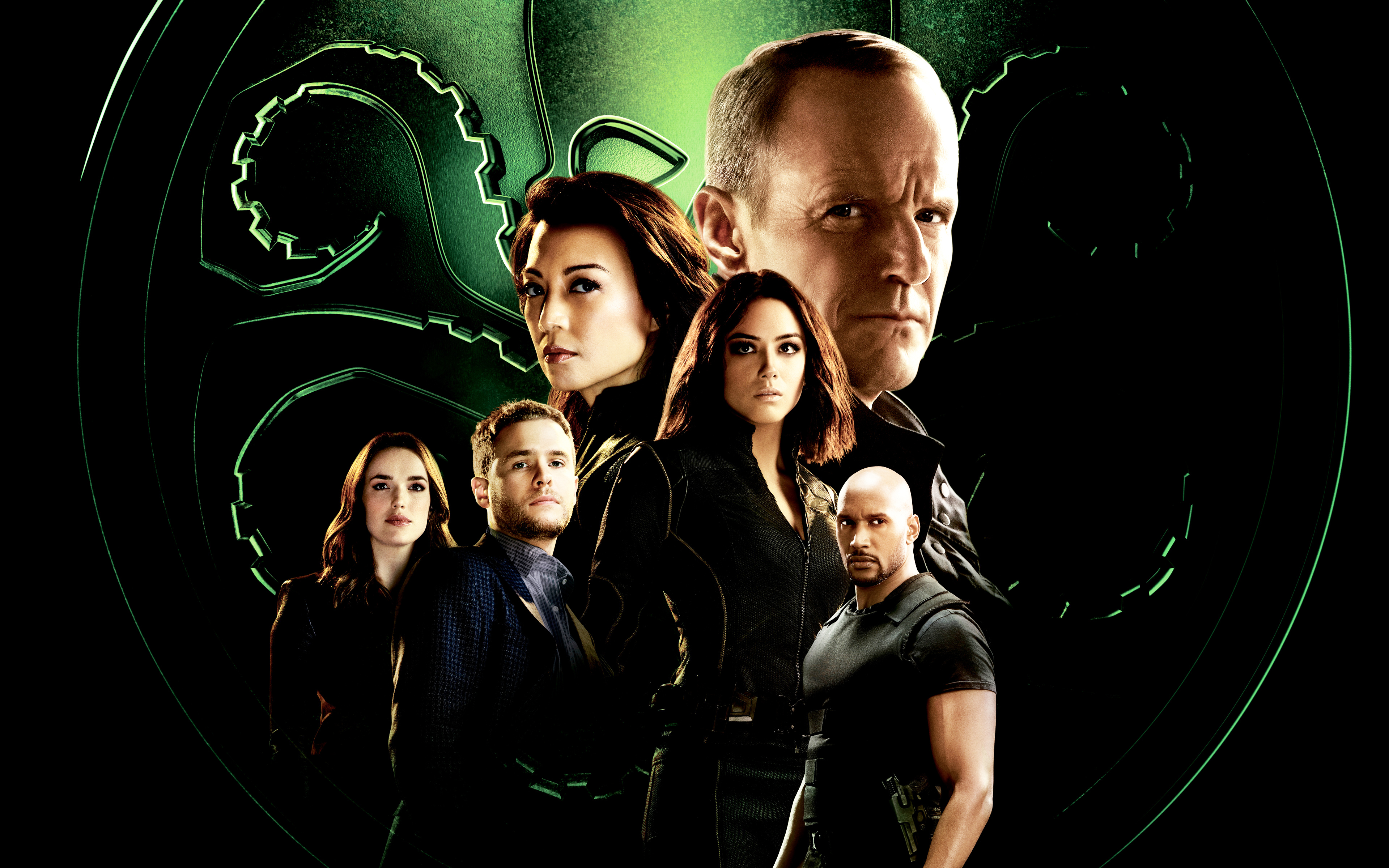 Agent Of Shield Wallpaper Marvel Agents Of Shield Wallpaper - Agents Of Shield Season 4 , HD Wallpaper & Backgrounds