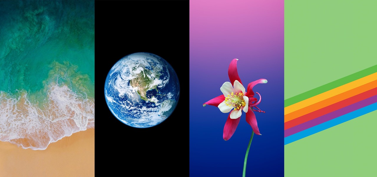 Get Ios 11's New Wallpapers On Any Phone - Earth , HD Wallpaper & Backgrounds