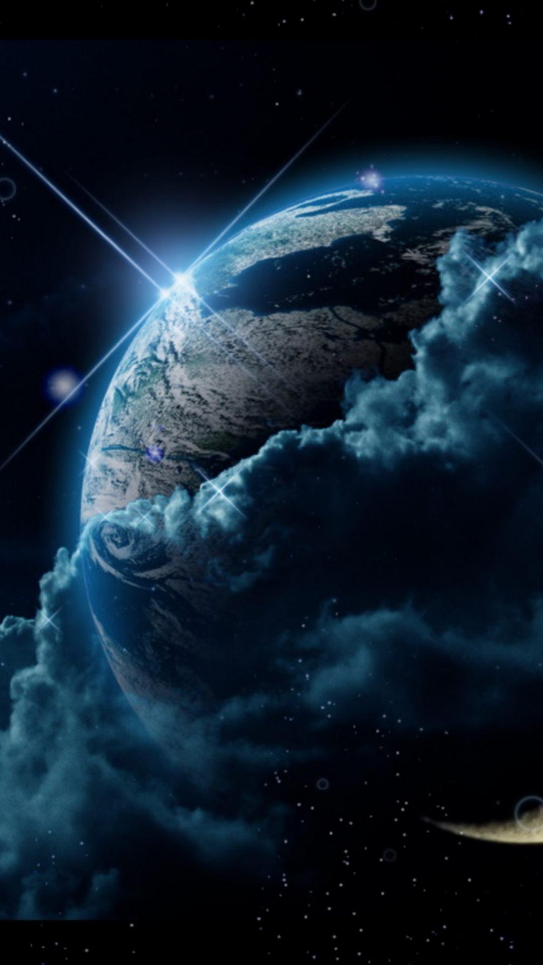 Iphone Earth Hd Wallpaper Iphone 465439 Hd Wallpaper