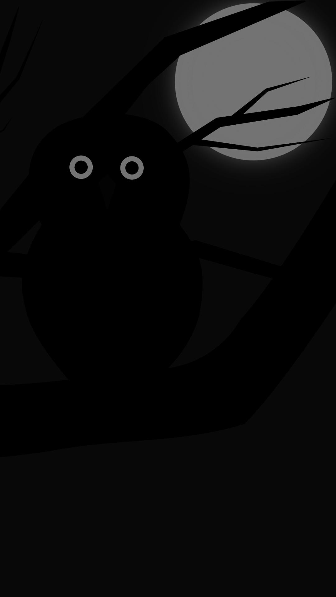 1080x1920 Iphone Wallpaper Black Owl Wallpaper Hd 465916 Hd Wallpaper Backgrounds Download