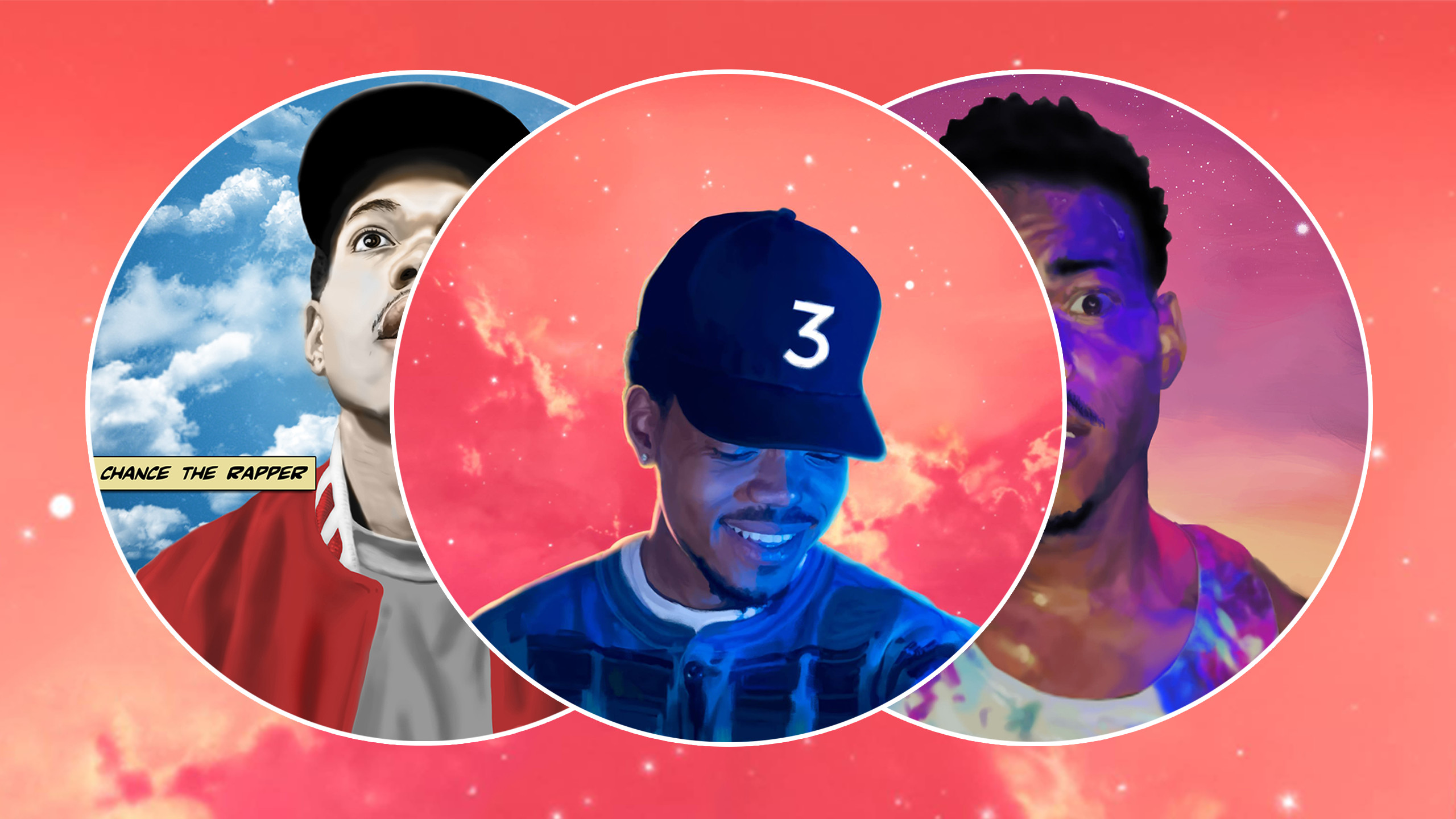 Some Chance The Rapper Desktop Wallpapers I Just Made Chance The
