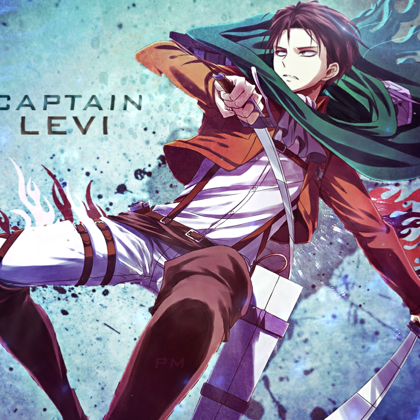 Aot Captain Levi Anime Wallpaper Levi Ackerman Cool Hd 470246 Hd Wallpaper Backgrounds Download