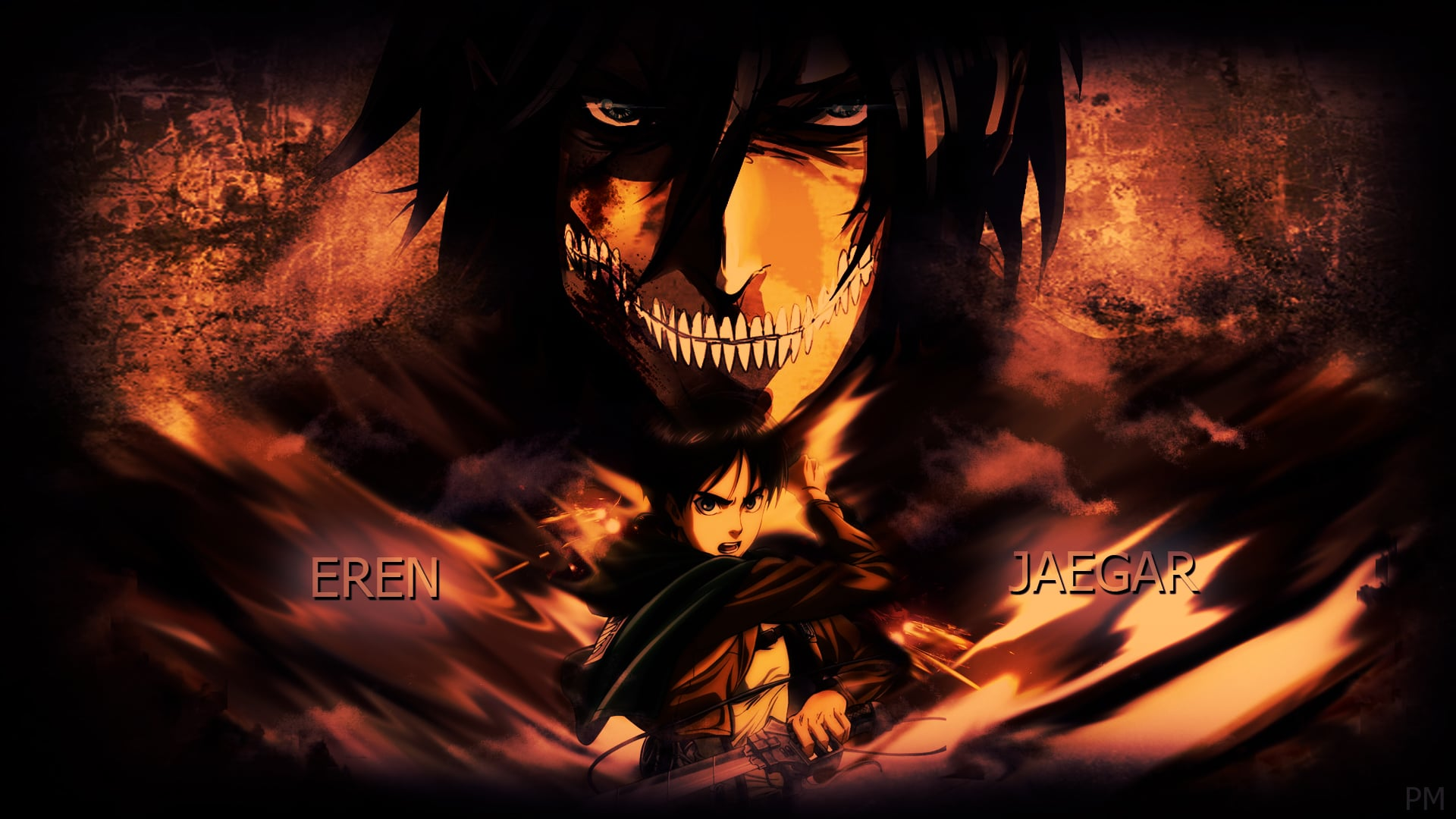 Attack On Titans Wallpapers Hd 470506 Hd Wallpaper
