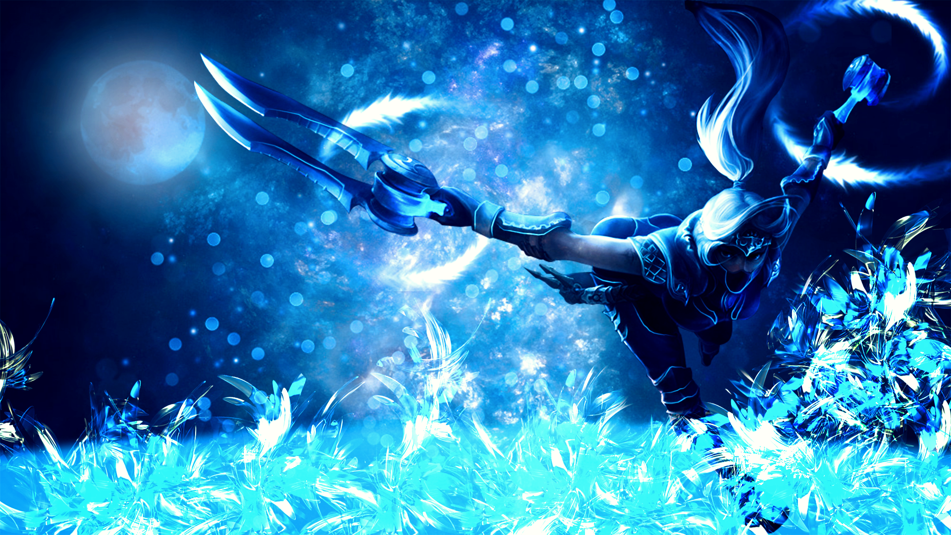 Akali Wallpapers Hd League Of Legends Akali Background 470543
