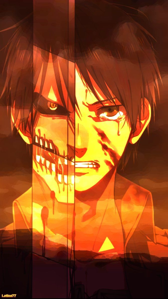 Aot Wallpaper Iphone Attack On Titan Iphone Wallpaper Eren 470615 Hd Wallpaper Backgrounds Download