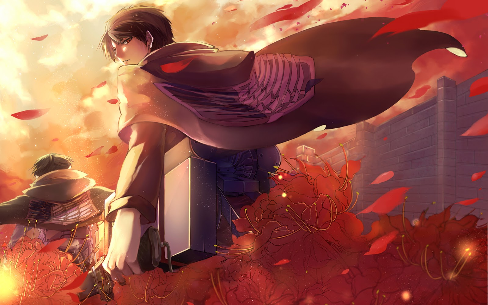 Attack On Titan Levi Wallpaper Attack On Titan Levi Hd 471349 Hd Wallpaper Backgrounds Download
