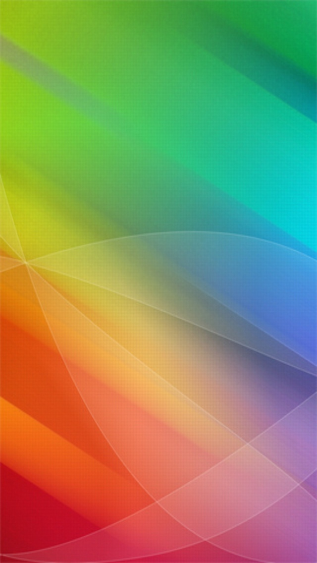 Abstract Colorful Rainbow Iphone Wallpaper Download - Abstract Rainbow Wallpaper For Ios , HD Wallpaper & Backgrounds