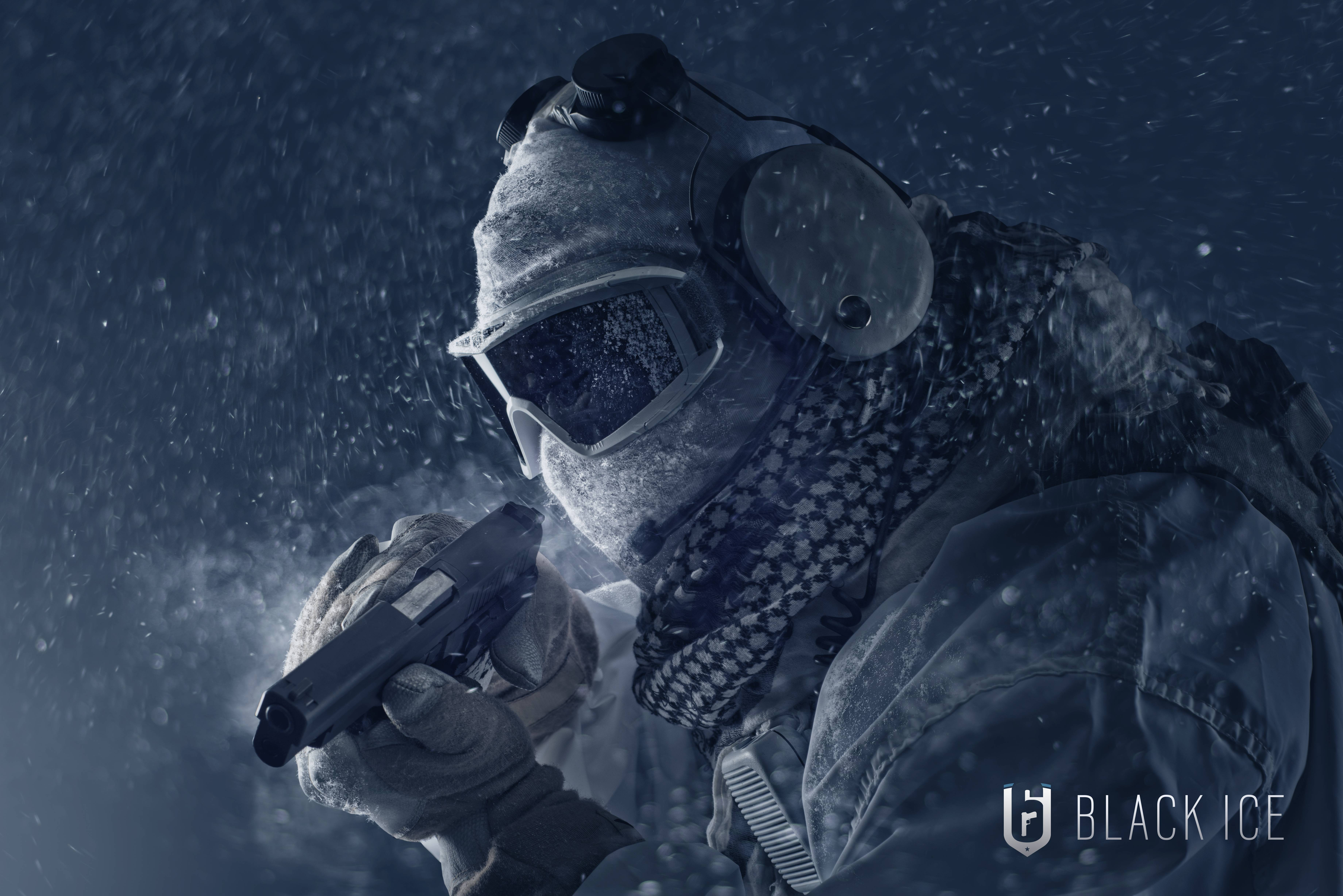 Rainbow Six Siege Wallpaper Black Ice 471527 Hd Wallpaper