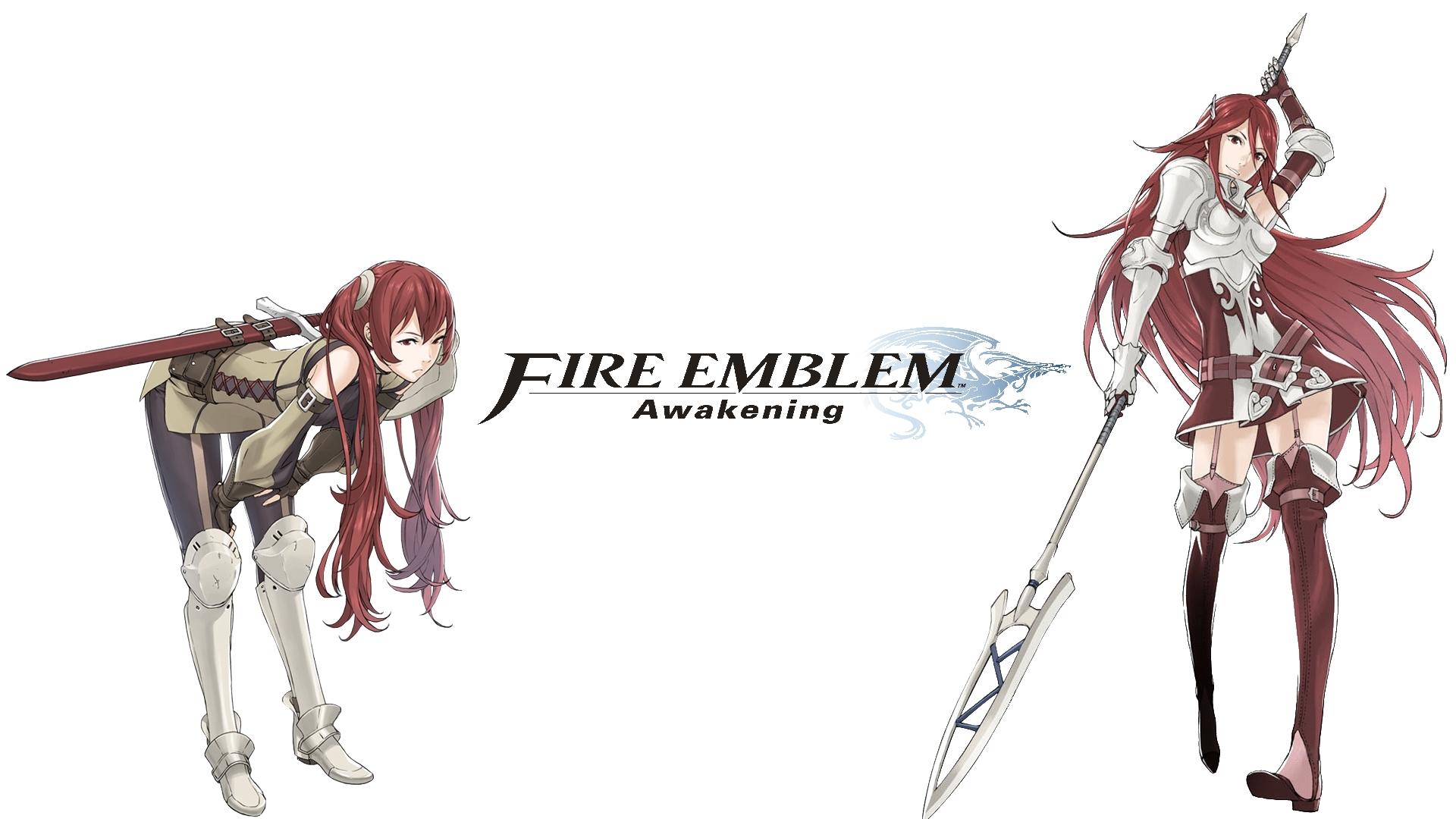 Fire Emblem Wallpaper Fire Emblem Cordelia And Caeldori 473943