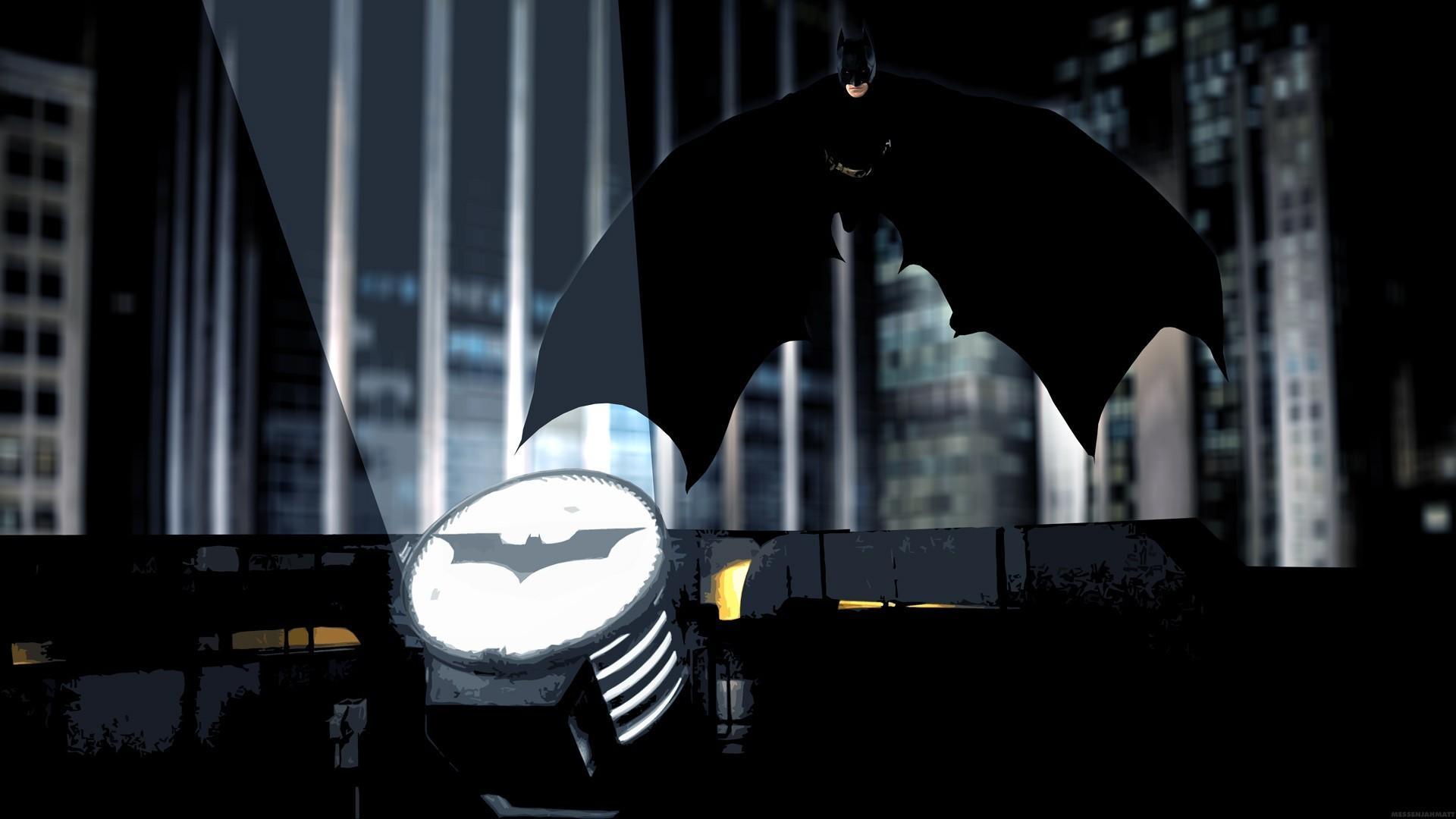 Good Batman Superheroes Gotham City Artwork Spotlight